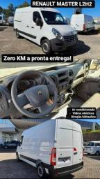 Renault Master Grand Furgão L2H2 0km 2021 a Pronta Entrega