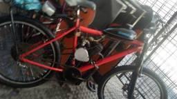 Bike Motorizada.