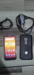 Moto E5 play Impressão digital zero