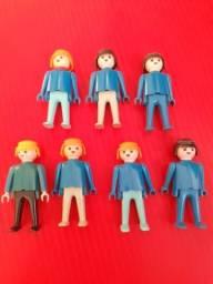 Coleção Bonecos Playmobil Antigos