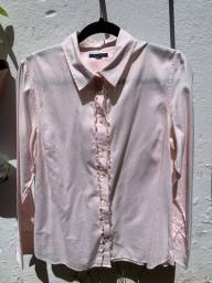 Camisa Tommy rosa G