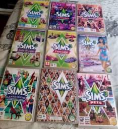Coleção the Sims 3