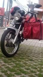 Entregas e moto taxi