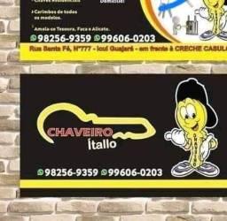 CHAVEIRO ITALLO atendemos em domicílio