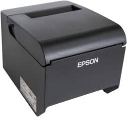 Epson tmt20 para cupom fiscal nova de fabrica