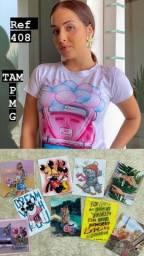 Lindas T-shirts