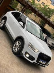 Audi Q3 Tfsi 2013 Ipva e lic 2021 Pagos