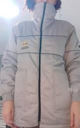 Jaqueta de Nylon tamanho GI Escola Adventista NOVA