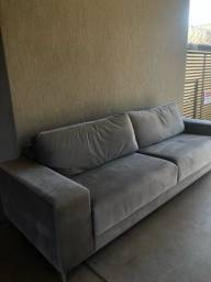 Vendo sofá usado (quase novo)