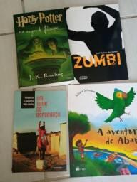 Livros literários