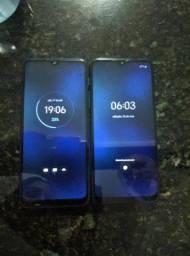 Dois celulares novos na caixa Motorola g9 play $ 2.000