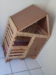 casinha de palete