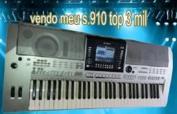 psr s910 bem novinho conservado grava le mp3 pega microfone top ja com ritimos2021
