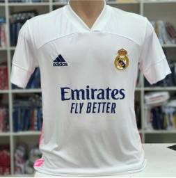 Camisa Real Madrid Home