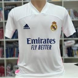 Camisa Real Madrid Home
