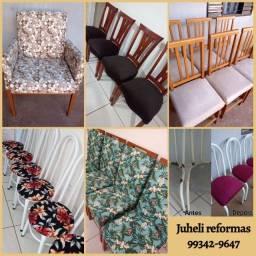 Cadeiras (reformas e consertos)