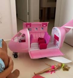 Vendo avião da Barbie