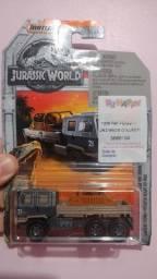 Trio de Miniaturas Matchbox Jurassic World