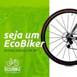 Entregador com Bicicleta/ Courrier / Bike-Boy