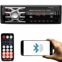 Som Automotivo com Bluetooth - Auto Rádio com Bluetooth