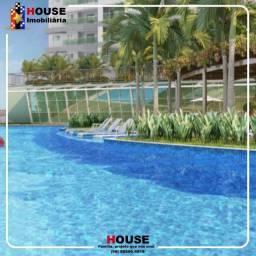 Condominio ilha parque residence, com 3 quartos