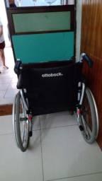 Vendo Cadeira de Rodas da marca ottobock super comcervada