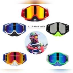 Óculos para trilhas,down Hill e motocross da 100%