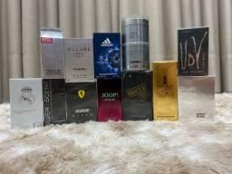 Perfumes importados Novos masculinos lacrados a pronta entrega