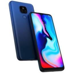 Smartphone Motorola Moto E7 Plus 64Gb Azul Navy