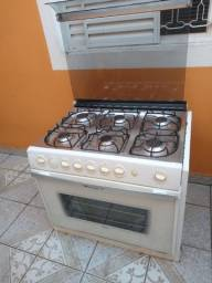 fogao de embutir brastemp com grill