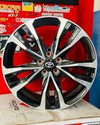 """Rodas Toyota Corolla 2018 - Aro 17"""""""