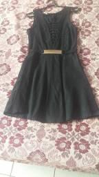 Vestido Curto - Nunca Usado
