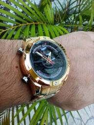 Relógio Naviforce (NF9170) Dourado