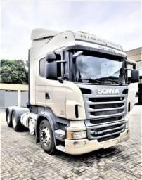 Scania R480 6x4  2013