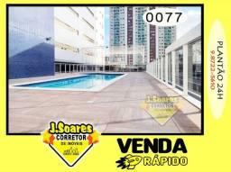 Bessa, 2 quartos, Suíte, Closet, 2 vagas, 80m², R$ 469.900, Venda,Apartamento, João Pessoa