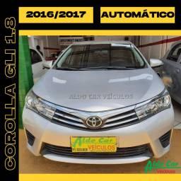 Corolla GLI 1.8 Automático 2016/2017