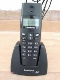 Telefone sem fio TS40id seminovo