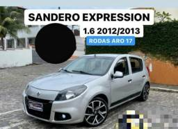 Sandero expression 2012/2013 1.6