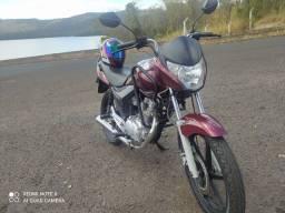 Titan 2011 moto com manual chave reserva