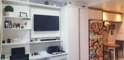 Flat com 1 dormitório à venda, 28 m² por R$ 180.000 - Imbetiba - Macaé/RJ