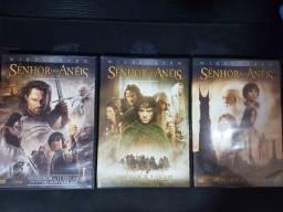 DVD Filme Triologia Senhor dos Anéis Original