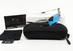 Óculos de Sol Oakley Warden Wire Metal Cromado