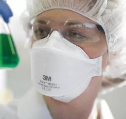 Máscara 3m Aura 9320 n95 A melhor do mercado Proteção Respiratória