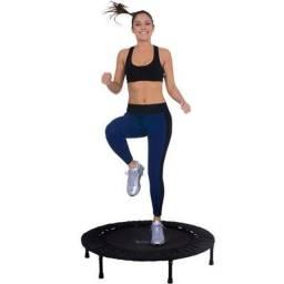 Jump Mini Cama Elástica Nova até 100kg Trampolim