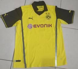 Camisa Borussia Dortmund Puma tamanho GG