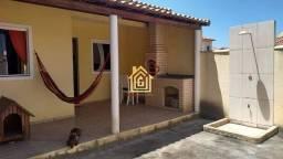 MIC-CA0062 Excelente casa com 2 quartos em Unamar!