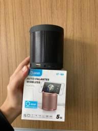 Caixa de som acessório celular
