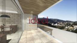 Apartamento à venda, 3 quartos, 1 suíte, 2 vagas, João Braz da Costa Val - Viçosa/MG