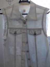 Colete Jeans carmen steffens