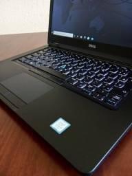 Notebook Dell Latitude 5480 I5 7ª 8gb Ssd 480gb (est Novo !)